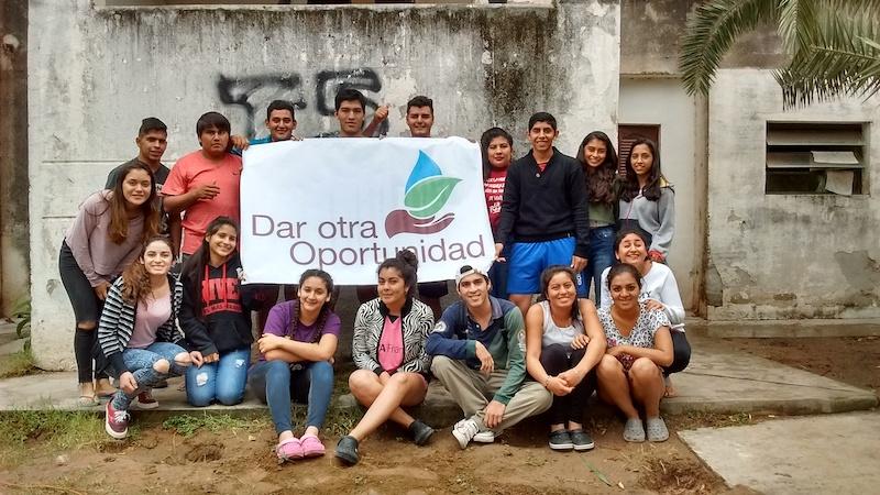 Albergues estudiantiles de Santiago del Estero.